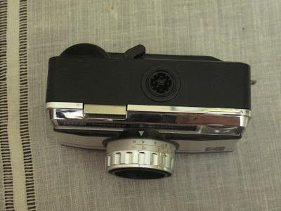 mi primera cámara - instamatic kodak