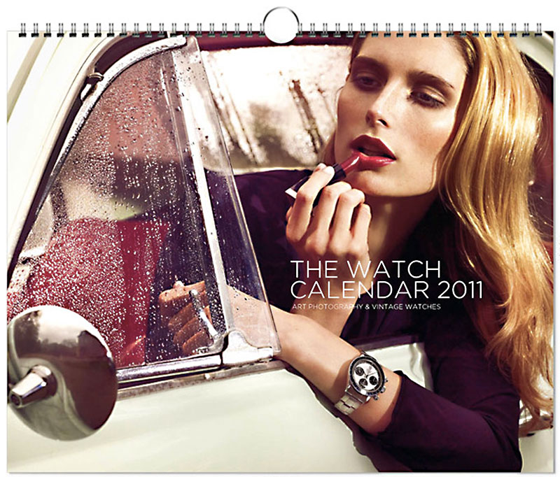 Rolex Hotness: The Watch Calendar 2011