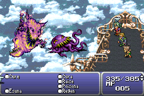 Heu0027s Back Again. Ultros Is At His Easiest Here, Using His Most Basic  Attacks To Dish Out Some Rather Petty Amounts Of Damage. Heu0027s Not That Bad  At All On ...