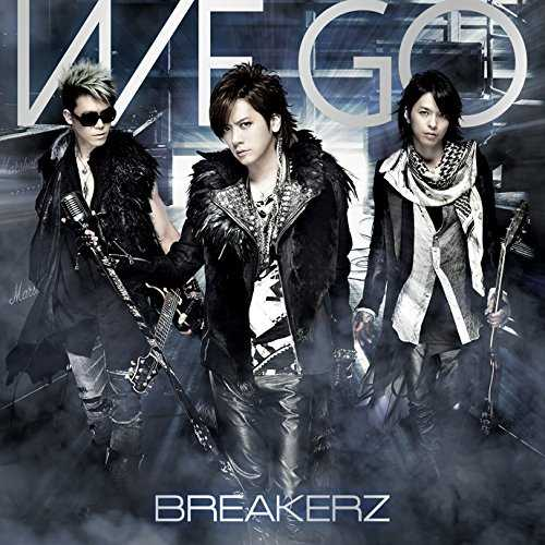 [Single] BREAKERZ – WE GO (2015.05.20/MP3/RAR)
