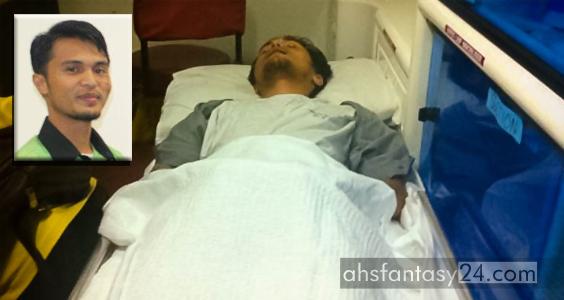 Muhammad Safwan Anang Cedera | Perhimpunan Mahasiswa 2012