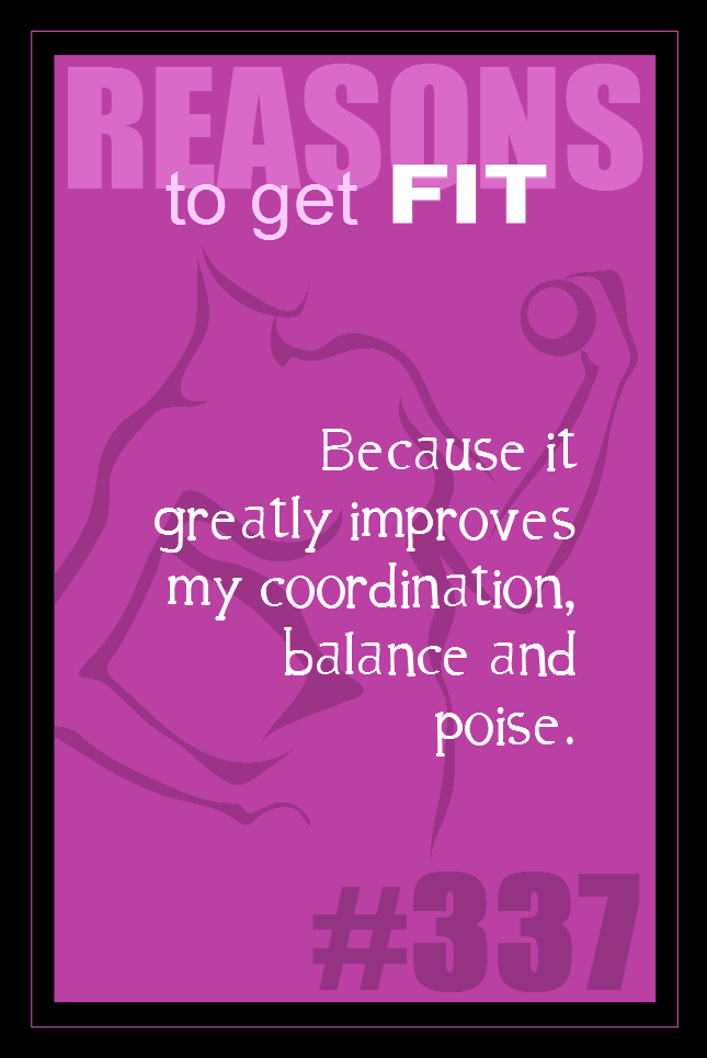 365 Reasons to Get Fit #337