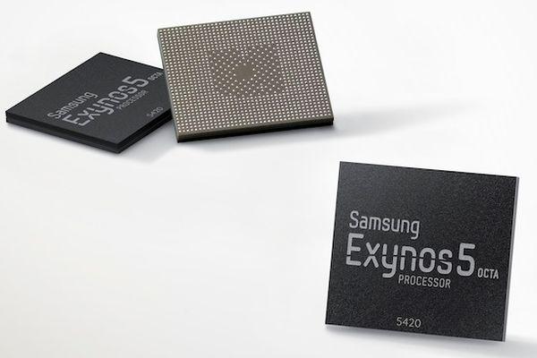 Samsung, Samsung Exynos 5 Octa