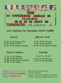 Foro de Movimientos Sociales de Madrid