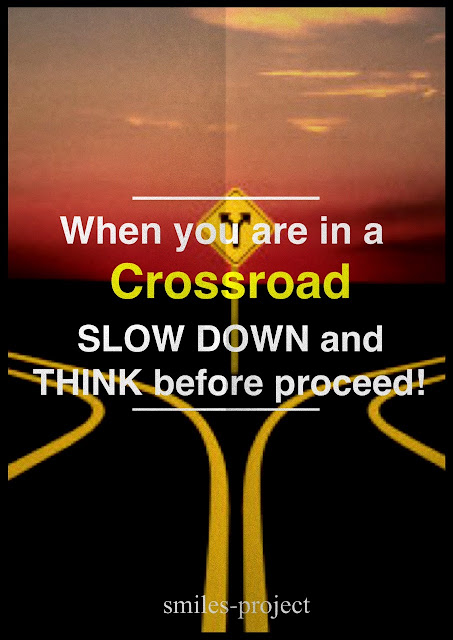 quotes on crossroad