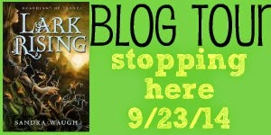 Lark Rising Blog Tour