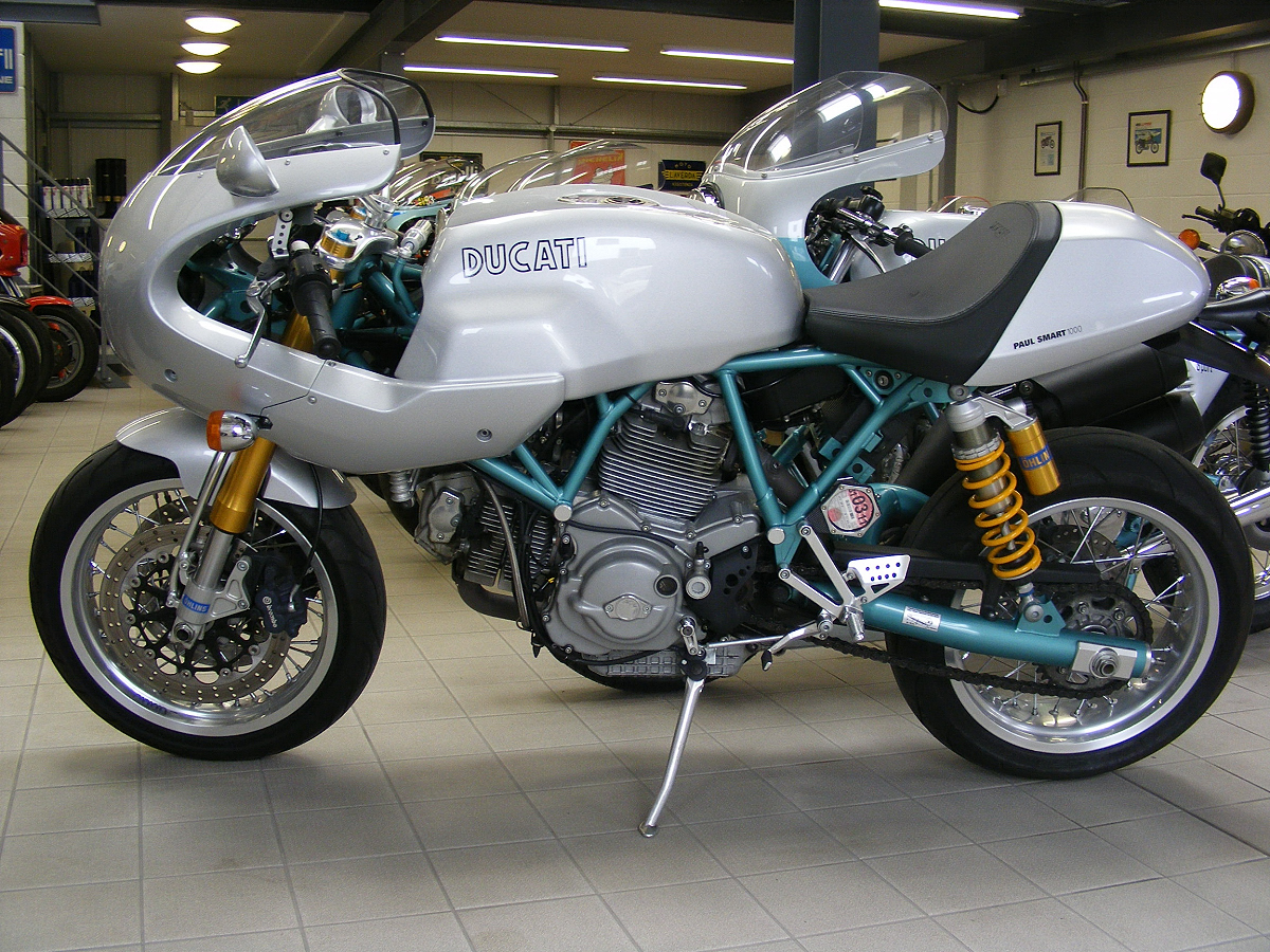 Ducati Paul Smart  Motorcycles