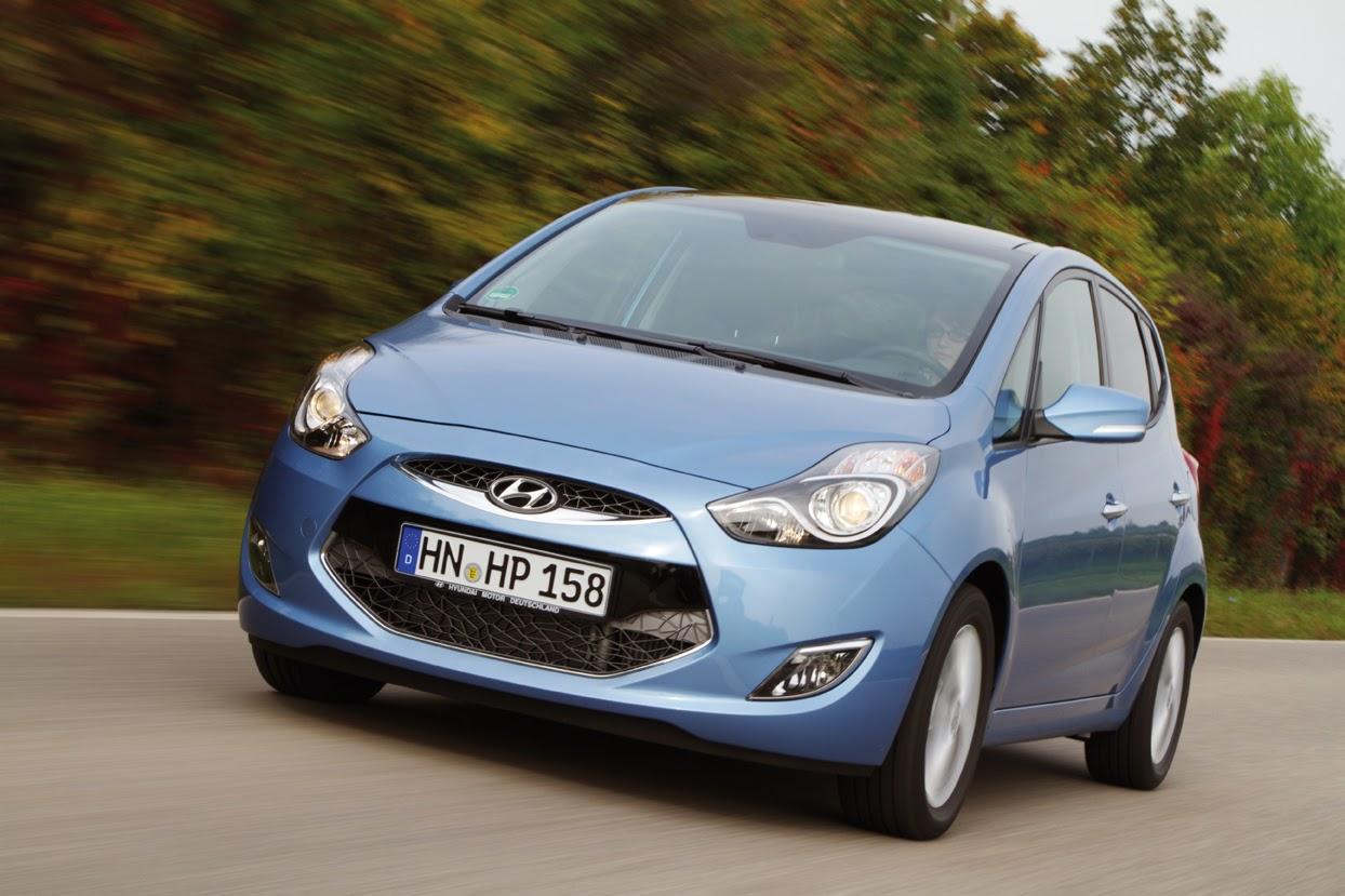 Hyundai ix20 ab sofort mit nochmals aufgewerteter Serienausstattung