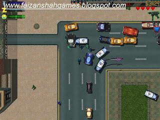 GTA 2 gameplay