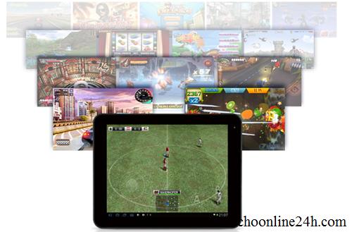 Máy tính bảng ACHO C906  (16GB)  đá bóng