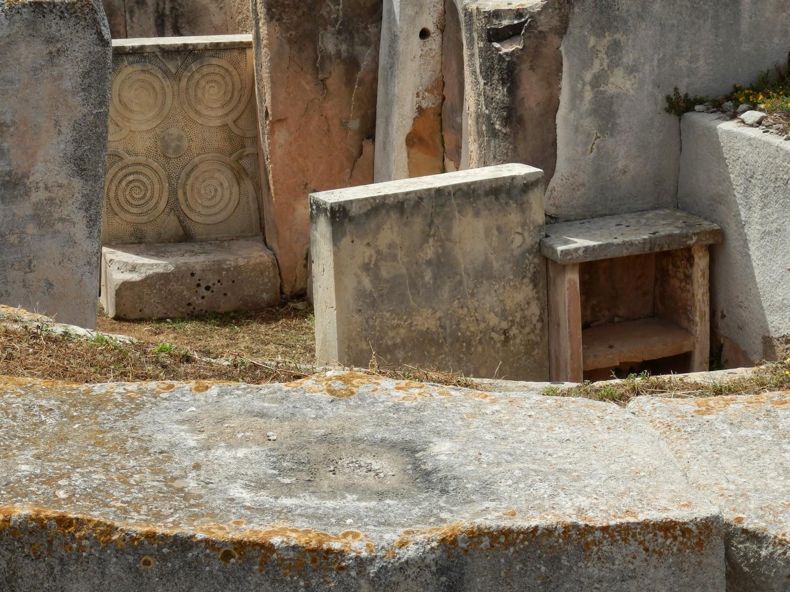 Tarxien temple ruins Malta