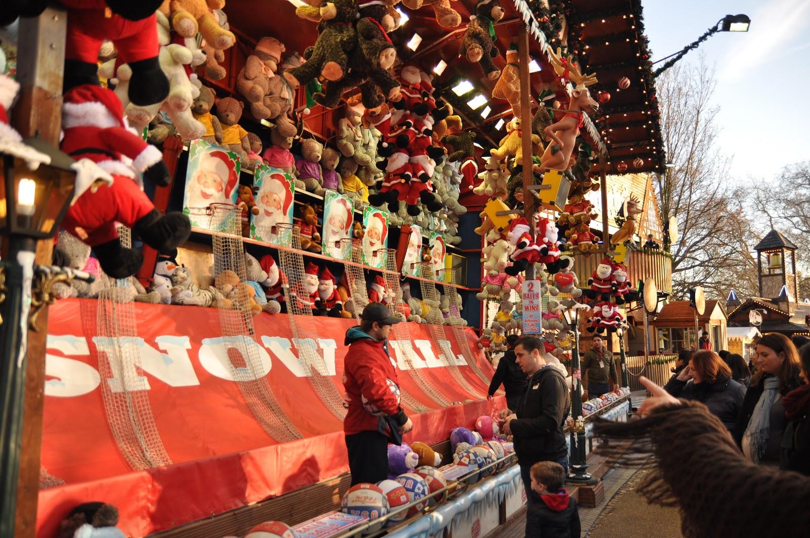 winter wonderland at hyde park london biggest christmas market