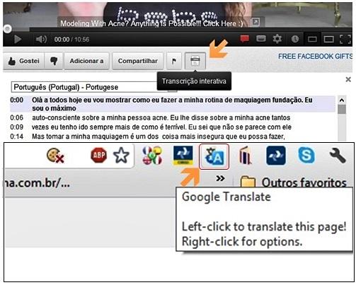 Make pri 39 inspire se disfarce espinhas com maquiagem for Farcical google translate