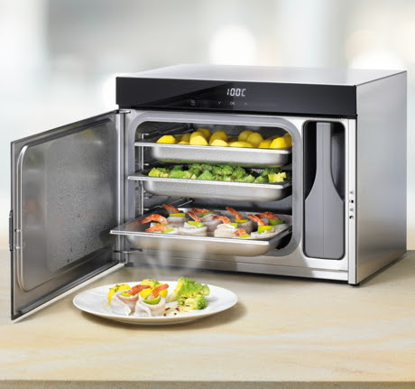 Cafran cocinas hornos a vapor de miele ideales para la - Cafran cocinas ...