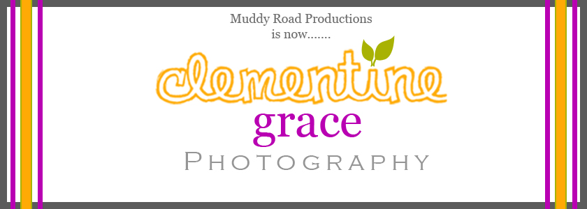 Muddy Road has changed to Clementine Grace Photography
