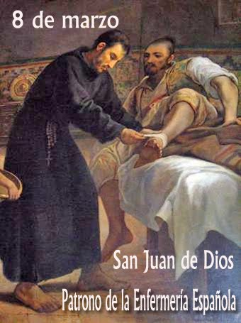 San Juan de Dios, santo portugués