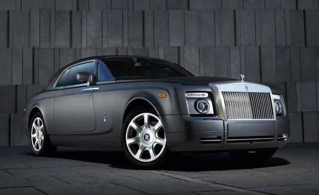 Rolls Royce no Brasil - Coupe