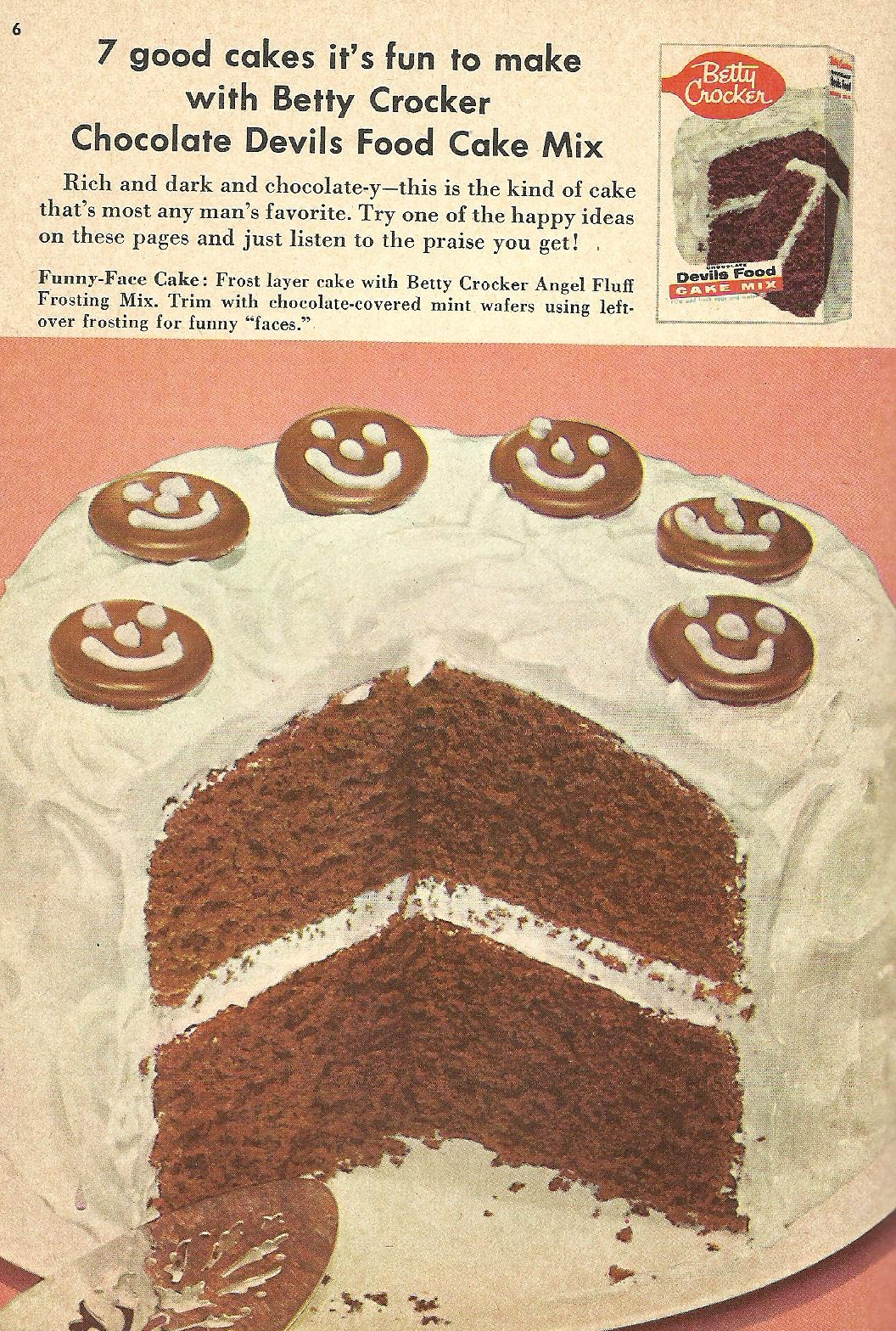 Betty Crocker Chocolate Fudge Cake Mix Instructions