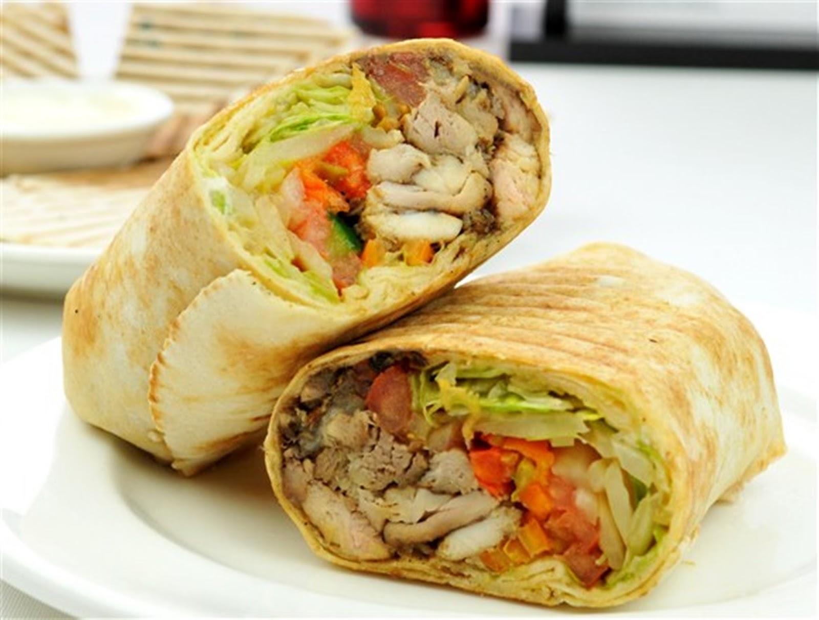 Beauty & Beyond: Chicken Shawarma & Fattoush Salad Recipe ...