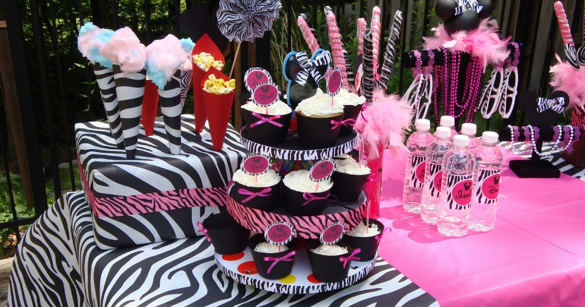 Temas para fiestas de ni as girls party themes - Fiestas de cumpleanos para ninas ...