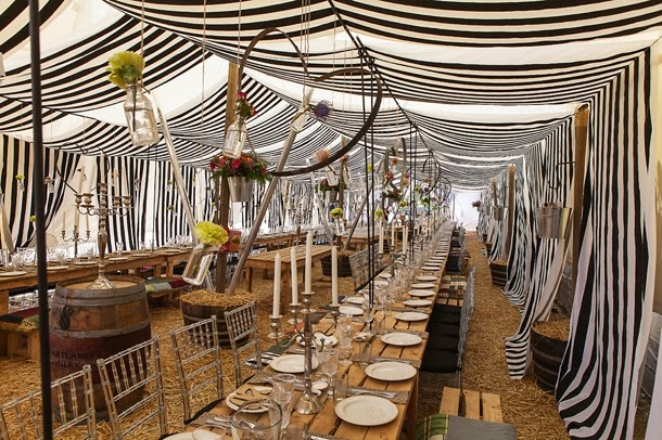 Twende Harusini Wedding Theme Idea Decor