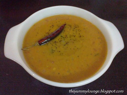 How to make South Indian Sambar Recipe Restaurant Style