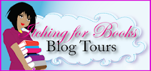 Itching for Books Blog Tour Host