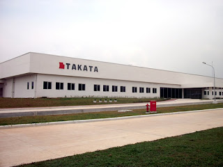 Lowongan Kerja PT Takata Automotive Safety Systems Indonesia