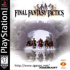 Free Download Games Final Fantasy Tactics PSX ISO Untuk KOmputer Full Version ZGASPC