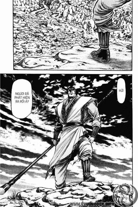 Chú Bé Rồng - Ryuuroden chap 91 - Trang 37