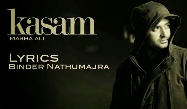 Kasam - Masha Ali Lyrics Full Video Song
