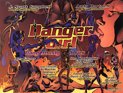 Danger Girl comic