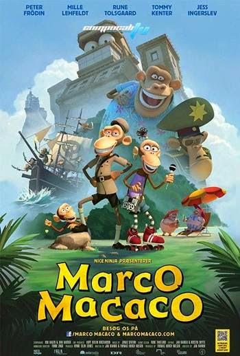 Marco Macaco (2012) DVDrip Latino