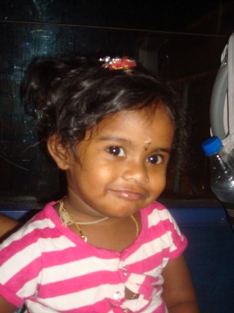My Friend Udaya's Daughter Kanishka 4