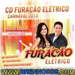 Furacão do Forró   Elétrico 2013 | músicas