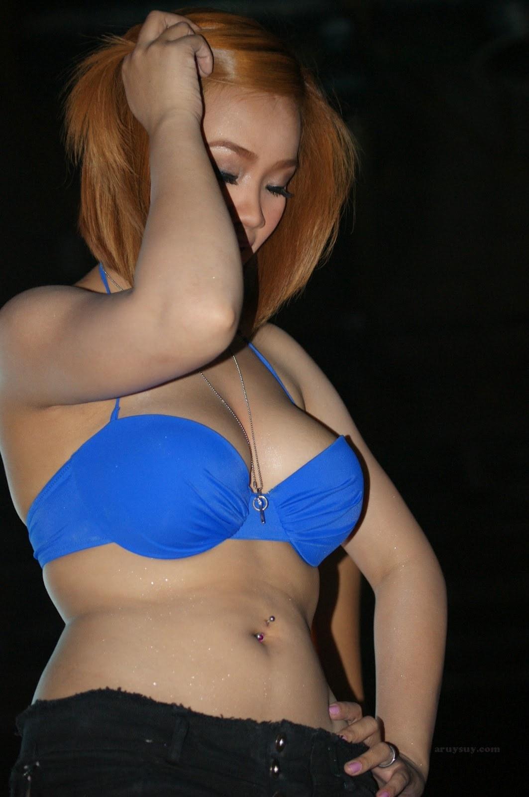 blonde, Girl, Sexy, Female, Babe, Bikini, Brunette, Model