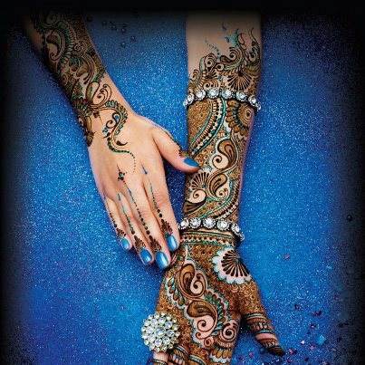 mehndi25 top 10 best mehndi designs 2012
