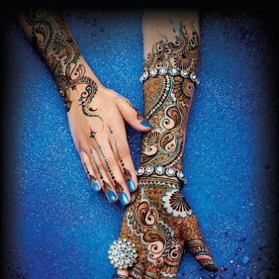 Beautiful Eid Collection For Girls Best Mehndi Designs