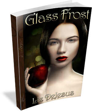Book Cover: Glass Frost by Liz DeJesus