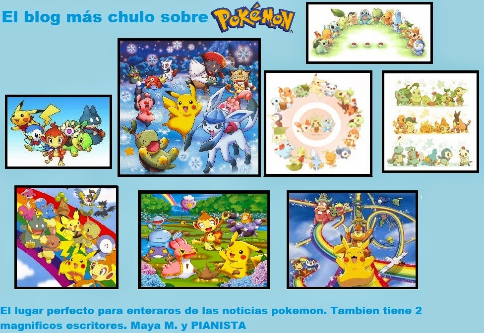 El blog mas chulo sobre Pokemon