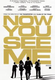 Ver Now you see me (2013) online