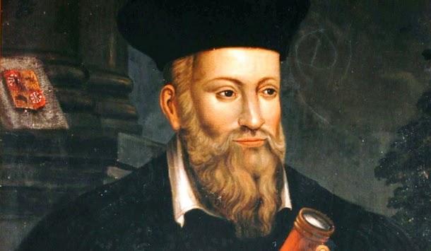 9 profecias de Nostradamus para 2015