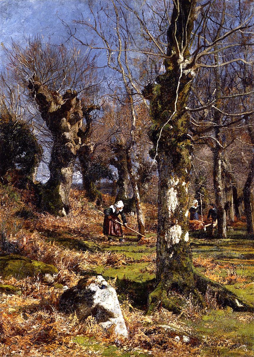19th Century American Paintings Hugh Bolton Jones