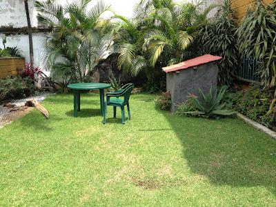 Jardin de mi casa