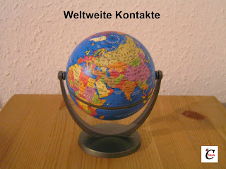 International Kontakte pflegen