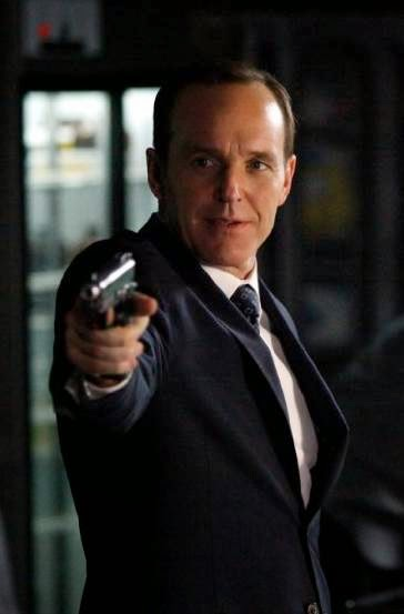 Clark Gregg in AGENTS of SHIELD