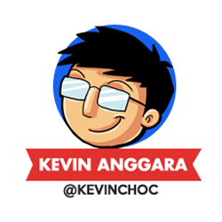 Kevin Anggara - Digital Storyteller
