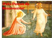 feliz Pascua de Resurreción !. La Pascua es el momento culminante de nuestra . pascua