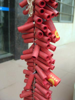 chinese firecrackers the traditional fireworks and firecrackers are ...