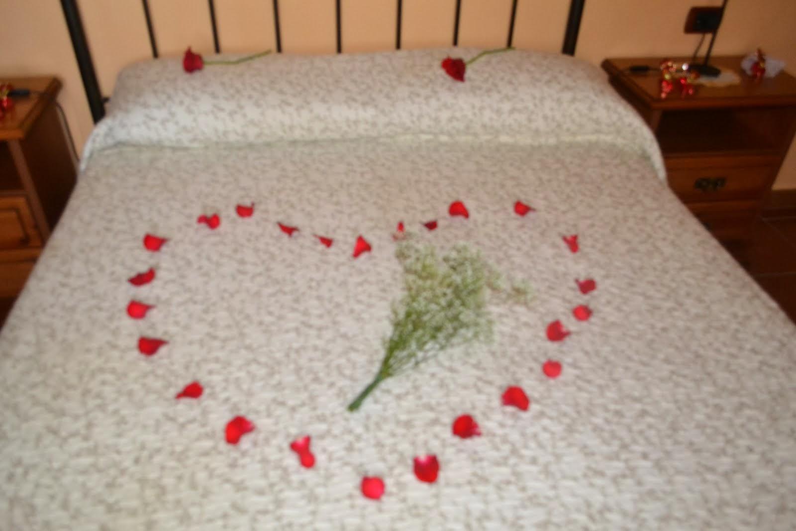 cama de novios